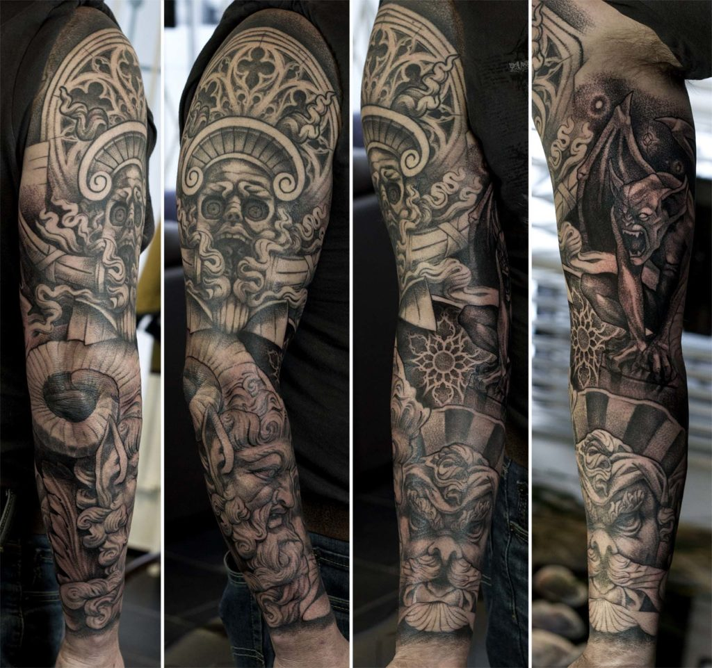 Tattoo Feature How Dublin Ink Does Things Differently Hotpress