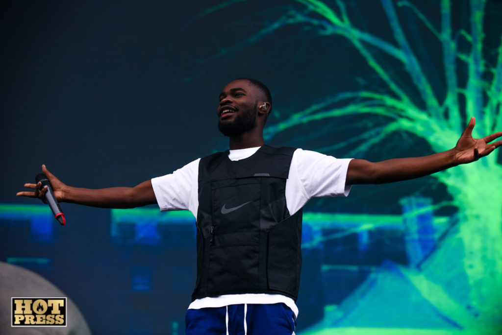Emotions Run High on Day 2 of Longitude with Performances by Stormzy