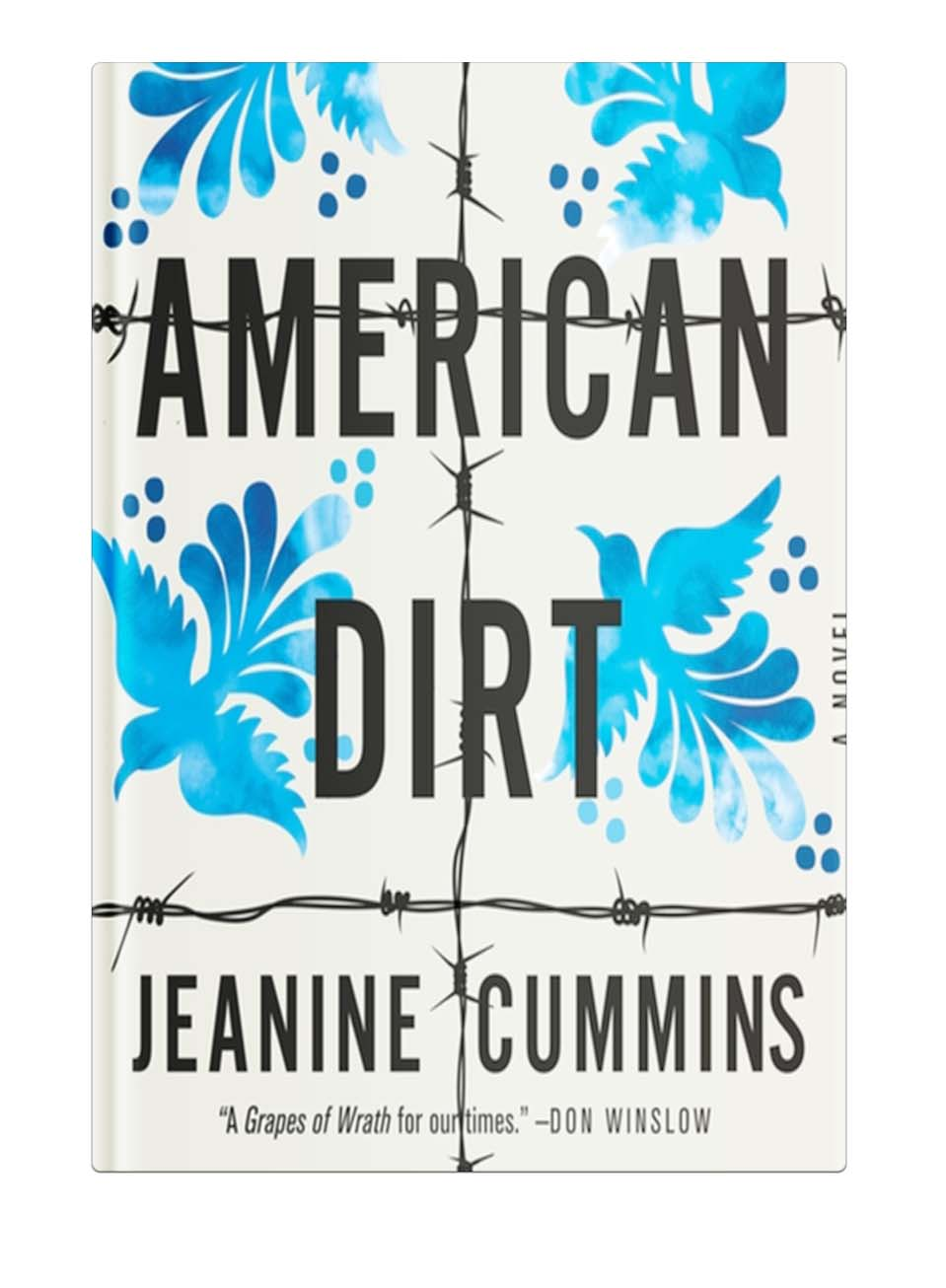 "Jeanine Cummins on American Dirt: ""I had, and still have, a lot of fear  about being the person to tell this story"" 